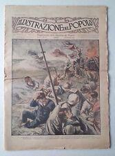 L74> L'illustrazione del Popolo n.16 anno 1921 - Sommergibile Americano S.48