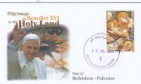 180577 / Beleg 2009 Papst Palästina