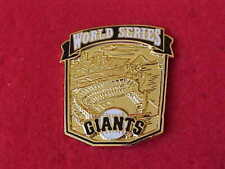2010 San Francisco Giants World Series Media Press Pin - Texas Rangers