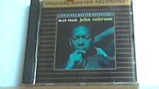 MFSL Gold CD  John Coltrane  - Blue Train