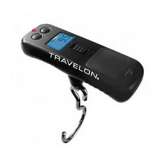 Travelon Micro Luggage Scale Electronic Pocket Portable Weight Digital Hanging