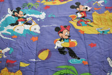 Disney / Minnie Mickey bedspread / duvet Surf at the sea / couette