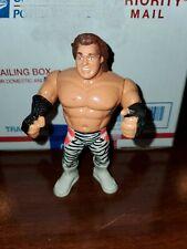 WWF Hasbro Series 3 Brutus Beefcake Zebra! Action Works!! Titan Sport