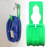 Expanding Holder Pipe Hanger Outdoor Garden Wall Mounted Hose Wall Mount