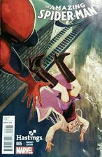 AMAZING SPIDERMAN #5 RARE HASTINGS VARIANT DEATH OF GWEN STACY