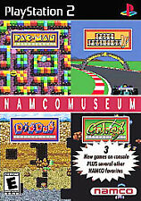 Namco Museum (Sony PlayStation 2, 2001) CIB GREATEST HITS   FAST SHIPPING    PS2