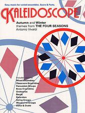 Vivaldi Kaleidoscope Autumn & Winter The Four Seasons Sheet Music Book