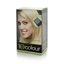3x Mellor & Russell 10 Minute Colour No.2 Natural Baby Blonde Permanent hair dye