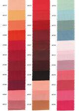 0,50 m 100 %  Polyester uni Wirk / Netz Futterstoff in 150 Farben Meterware