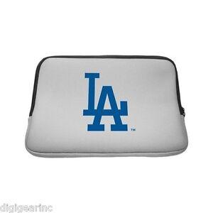 MLB LA Dodgers Laptop Sleeve Case Bag 15.6 Inch for Notebook PC & Macbook Pro