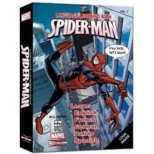 Learn New Langauge with Spiderman Children Software NEW