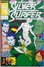 SILVER SURFER N.6 1990 MARVEL PLAY PRESS FUMETTO