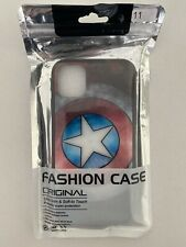 !! APPLE IPHONE 11 LED CAPTAIN AMERICA LIGHTWEIGHT PHONECASE LIGHT UP MARVEL !!