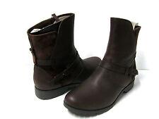 Teva De La Vina Mosaic Short Women Boots Dark Brown US 8 /UK 6 /EU39