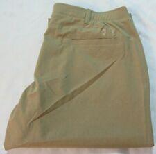 Under Armour Straight Golf Khaki Men Pants 40
