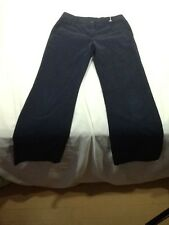 St883 IZOD Girls Navy Blue School Pants Size 12