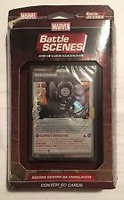 BRAZIL IMPORT: Marvel Battle Scenes Card Game Deck: DO CRIME ASCENSÃO E QUEDA