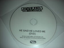 Reverend and the Makers - He Said He Loved Me - Single track
