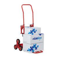 Treppensteiger bis 150kg Sackkarre Treppen Transportkarre universal 2in1