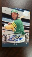 2004 UD Timeless Teams BILLY NORTH Auto  SP # 85 Short Print  !