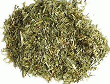1 kg Paille verte d'avoine hachée bio [n428 xf]