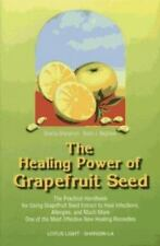 Healing Power of Grapefruit Seed