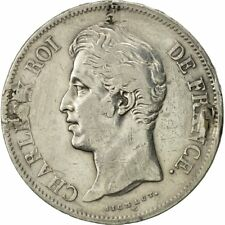 [#471354] France, Charles X, 5 Francs, 1830, Paris, TB, Argent, KM:727