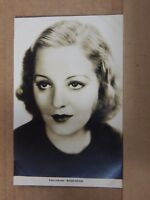 Film Star Postcard Tallulah Bankhead Real photo unposted Film weekly series PB