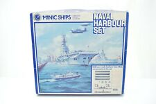 TRIANG MINIC SHIPS M906 NAVAL HARBOUR SET