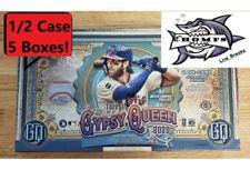 BALTIMORE ORIOLES - 2020 Topps Gypsy Queen Hobby 1/2 Case Break #2! 5 Boxes!