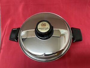 Kitchen Craft by West Bend Stainless Steel 4 Quart Cook Pot