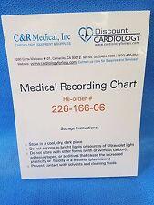 MARQUETTE-GE EKG PAPER 10PKS/BX 9402-061, 226-166-06, MAC 1200, MAC 1600,