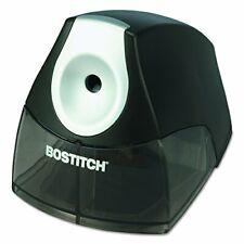 Bostitch Personal Electric Pencil Sharpener Black Easy Clean Shavings Heavy Duty
