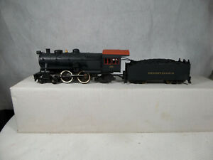 American Flyer compatable 4-4-2 custom Reading engine - NEW