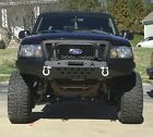 Elite Ford Ranger Modular Front Winch Bumper with Bull Bar 1998-2011