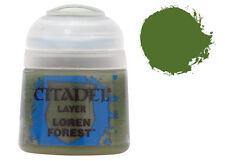 LOREN FOREST 22-27 Paint Pot (Games Workshop Warhammer Citadel) New 12ml