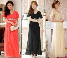 36 Elegant/Abende Damenkleider aus Chiffon in Größe