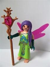 Playmobil Palace/fairytale extra figure: Woodland fairy with magic staff NEW