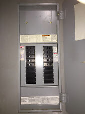Cutler Hammer PRL -2A Panelboard 125/250VDC With Breakers