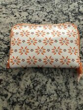 Temptations Insulated Thermal Packable Tote Bag - Old World Pattern in Orange