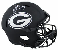 Georgia Sony Michel Authentic Signed Eclipse Full Size Speed Rep Helmet BAS Wit