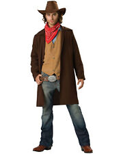 Morris Costumes Adult Men's Western Rawhide Renegade Outfit XL. IC11022XL