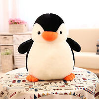 New 45cm Giant Large Penguin Stuffed Soft Plush Doll Pillow Animal Toy Xmas Gift