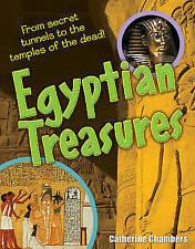 Egyptian Treasures: Age 8-9, Average Readers (White Wolves Non-ExLibrary
