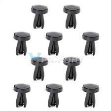 10 pcs fit for Toyota & 4Runner 2002- on Push Type Retainer Clips 90467-07188
