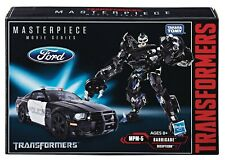 Barricade Transformers Masterpiece Movie Series MPM-5 Action Figure Toy NIB
