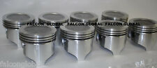Silvolite Oldsmobile/Olds 455 4-Barrel Cast Pistons Set/8 1968-76 9.75:1 +030