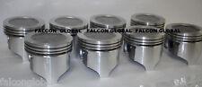 Silvolite Oldsmobile/Olds 455 4-Barrel Cast Pistons Set/8 1968-76 9.75:1 +030