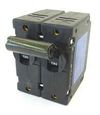 E-t-a 8340-f420-k3k2-a2h0 INTERRUTTORE MAGNETICO-interruttore di protezione 15a 80vdc 2 Poli