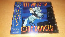 Jeff Watson - Lone Ranger * Rare Japan CD, 1st Press w/OBI, Night Ranger